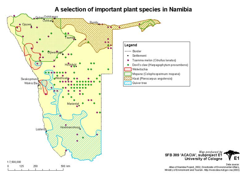 Karte Namibia Download.Namibia Karten Für Reiseplanung Reise Und Safari